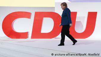 Η Άγκελα Μέρκελ ήταν πρόεδρος της Χριστιανοδημοκρατικής Ένωσης από το 2000 μέχρι το 2018