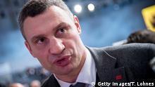 Deutschland CDU-Parteitag in Hamburg Vitali Klitschko
