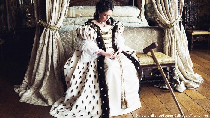 Filmstill - The Favourite (picture-alliance/Everett Collection/Y. Lanthimos)