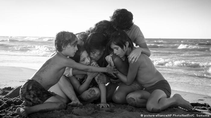 Golden Globes Nominations - Foreign Language Film: Roma (picture-alliance/AP Photo/Netflix/C. Somonte)