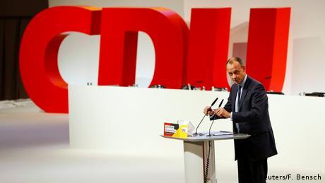 Φρίντριχ Μερτς: Σε θέση συμβούλου στη CDU;