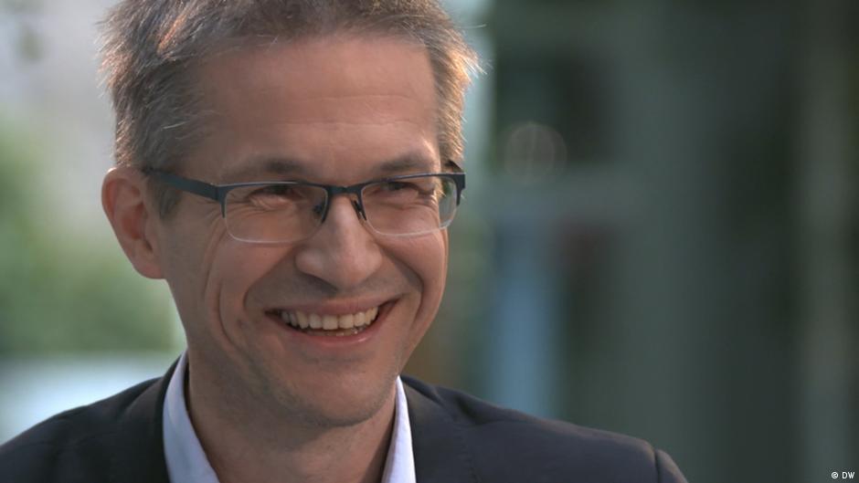 Gerald Knaus im DW Interview