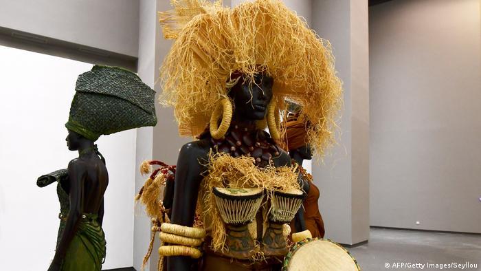 Eröffnung Musée des Civilisations noires MCN in Senegal (AFP/Getty Images/Seyllou)