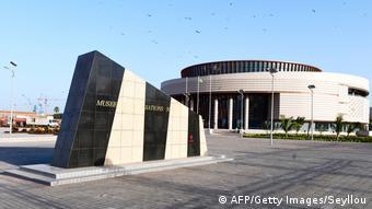 Eröffnung Musée des Civilisations noires MCN in Senegal