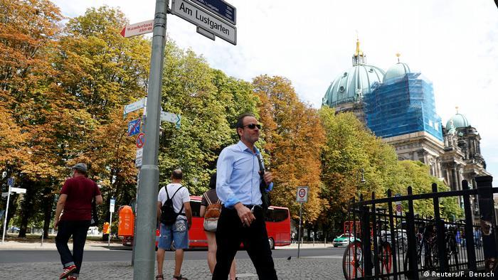 Bildergalerie Deutschland drei Syrische Flüchtlinge finden neues Zuhause in Berlin (Reuters/F. Bensch)