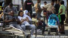 Kuba Havanna mobiles Internet