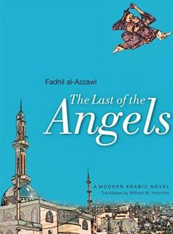 Buchcover The last of the Angels Fadhil al - Azzawi