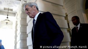 USA Washington - Robert Mueller (picture-alliance/AP Photo/A. Harnik)