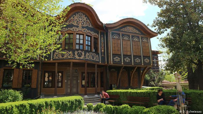Bulgarien Plowdiw Kulturhauaptstadt Europas 2019 Ethnologisches Museum (D. Schwiesau)