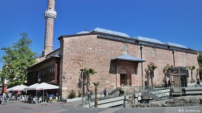 Bulgarien Plowdiw Kulturhauaptstadt Europas 2019 Moschee (D. Schwiesau)