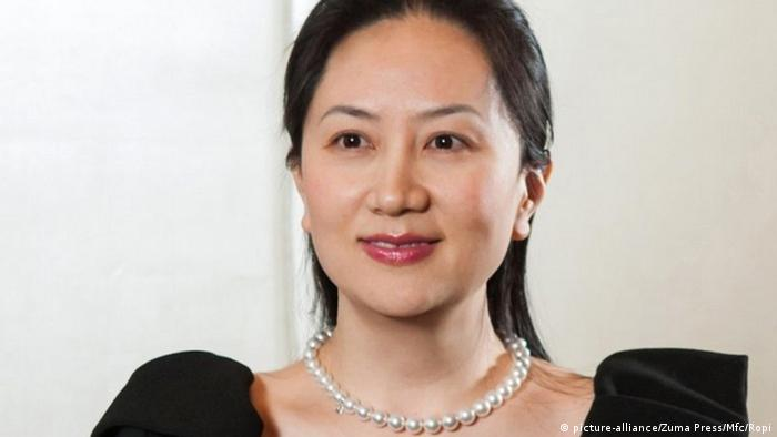 Kanada Verhaftung Meng Wanzhou, Huawei | Porträt, Archiv (picture-alliance/Zuma Press/Mfc/Ropi)