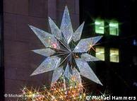 纽约洛克菲勒中心施华洛世奇之星