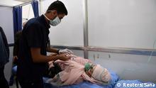Syrien Krieg in Aleppo | mutmaßlicher Giftgasangriff