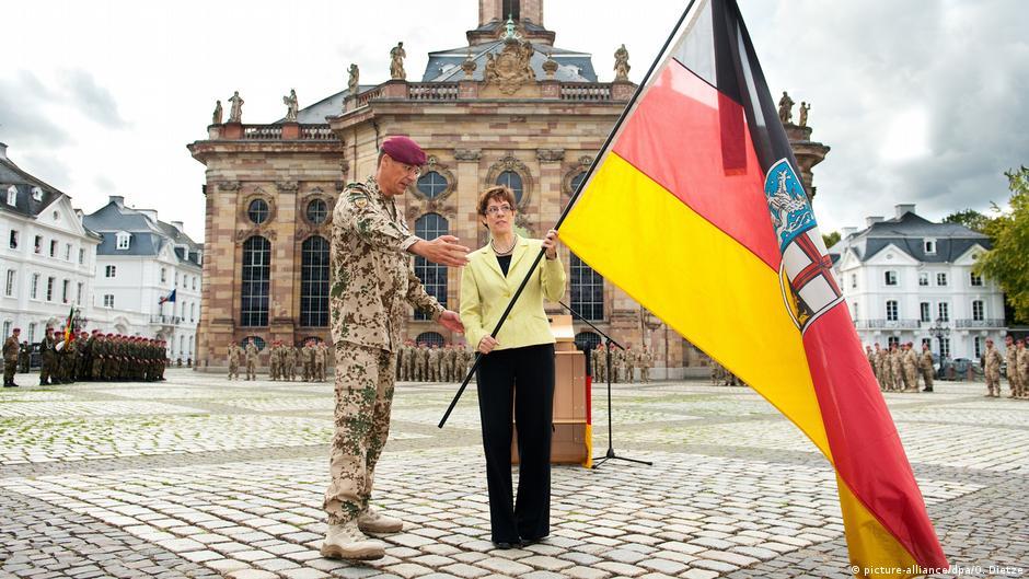 Po bëhet Gjermania polici i ri i botës