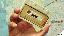 Audio Kassette Musikkassette