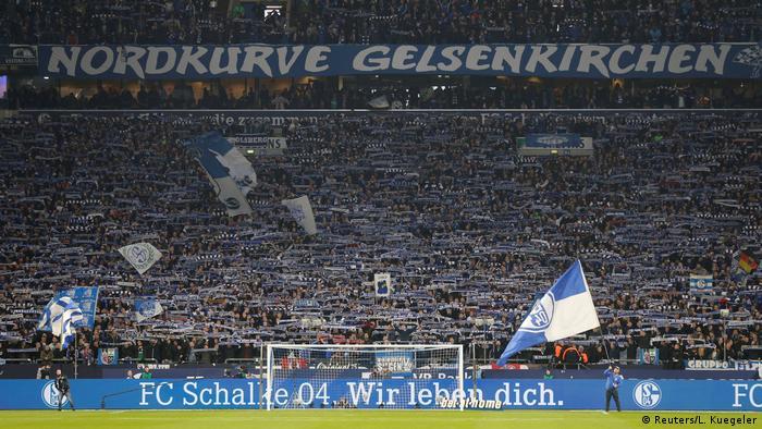 1. Bundesliga | Schalke 04 v Borussia Dortmund