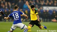 1. Bundesliga   Schalke 04 v Borussia Dortmund (Reuters/L. Kuegeler)
