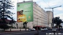07.12.2018+++EDM (Electricidade de Moçambique) Poster in Maputo (c) DW/Romeu da Silva