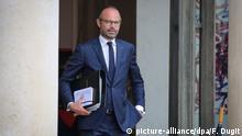 Frankreich Gelbwestenprotest | Premierminister Édouard Philippe