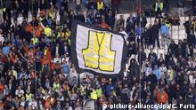 Учасники акції жовтих жилетів