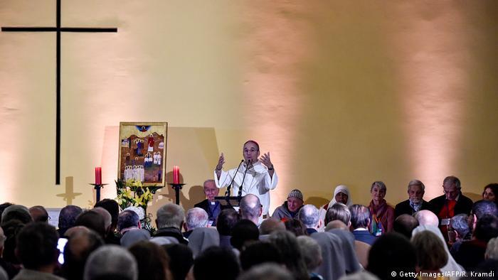 Algerien Katholische Kirche hat 19 getötete Geistliche seliggesprochen
