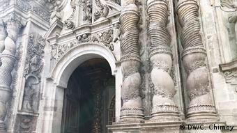 Catedral de Quito.