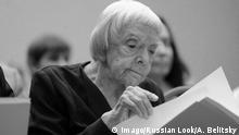 8 December 2018. Lyudmila Alekseeva, Soviet dissident, Russian historian, leading human rights activist, founding member of the Moscow Helsinki Watch Group, died at 91. Photo: Anton Belitsky AntonxBelitsky PUBLICATIONxINxGERxSUIxAUTxHUNxONLY