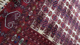 صادرات فرش دستباف ترکیه سال به سال افزایش مییابد