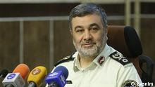 Hossein Ashtari, Irans Polizeichef