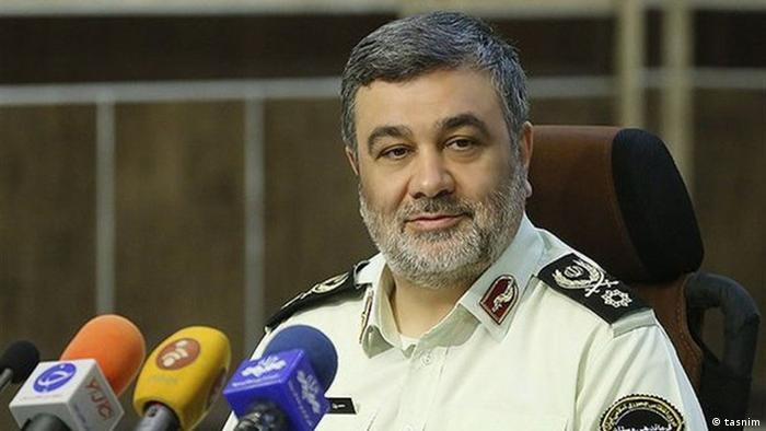 فرمانده ناجا: ناوگان اتوبوسی ایران فرسوده است
