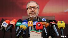 Iran Vize-Innenminister Hossein Zolfaghari