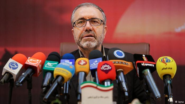 Iran Vize-Innenminister Hossein Zolfaghari (iqna)
