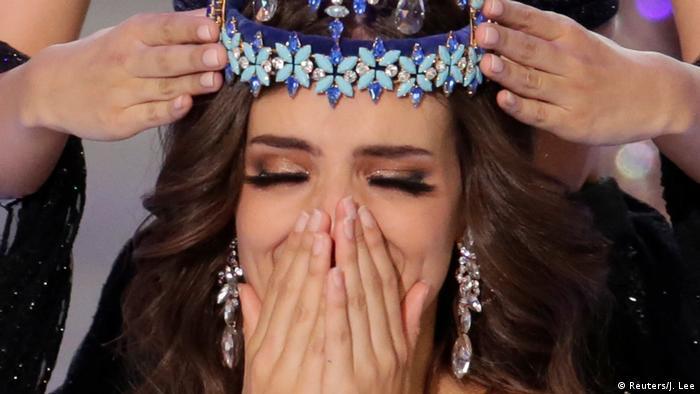 Mexikanerin zur neuen Miss World gekürt | Vanessa Ponce de Leon (Reuters/J. Lee)