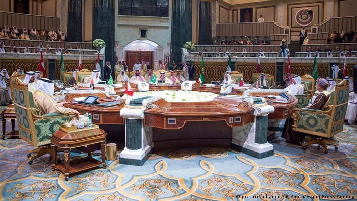 اجلاس رهبران شش کشورعضو شورای همکاری کشورهای عربی خالج فارس