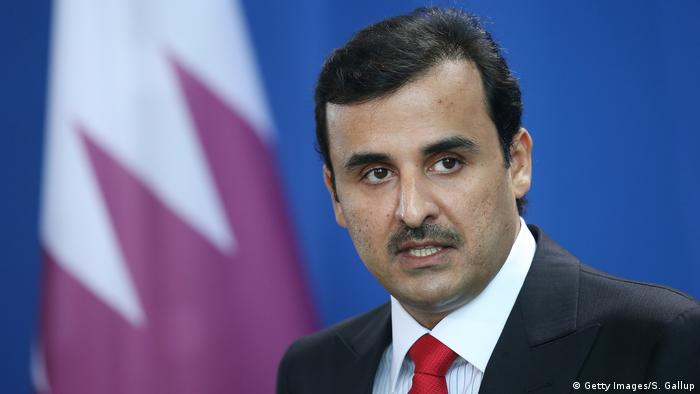 Katar Emir Al Thani (Getty Images/S. Gallup)