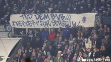 1. Bundesliga | Schalke 04 v Borussia Dortmund | Schalke Fans