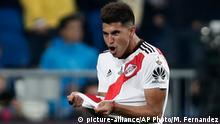 Champions-League-Finale Südamerika River Plate - Boca Juniors Exequiel Palacios