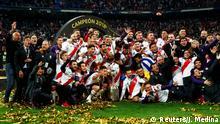 Copa Libertadores 2018 River Plate Sieger Jubel