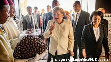 Marrakesch UN-Konferenz zum Migrationspakt Merkel (picture-alliance/dpa/M. Kappeler)