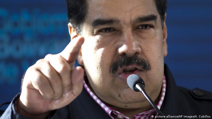 Venezuela Lokalwahlen Maduro