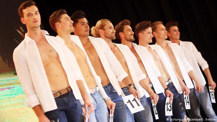 Конкурс красоты в Германии