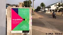 Ghana Accra - re:publica Konferenz Poster