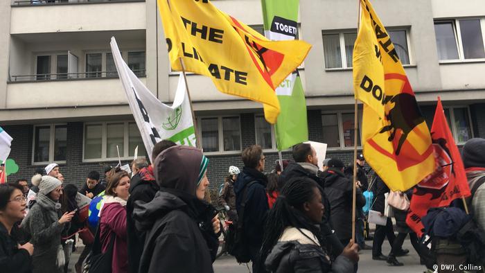 COP24 Protest