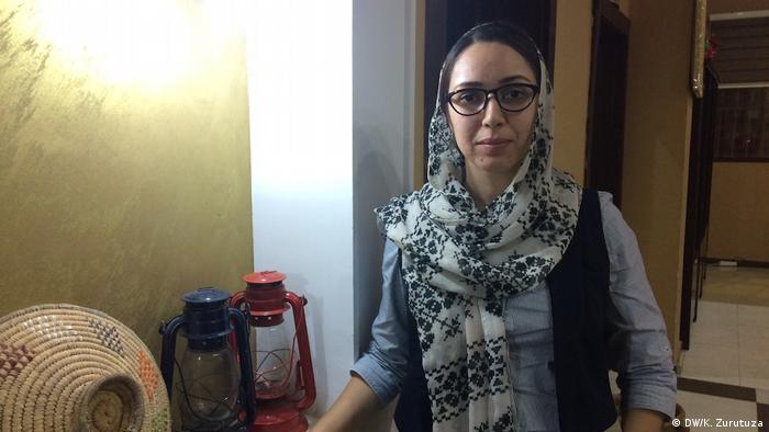 Fatma al Omrani