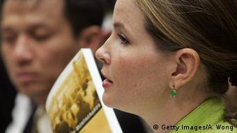 Minky Worden, of Human Rights Watch