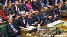 May verschiebt Brexit-Abstimmung