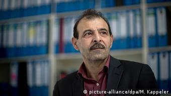 المحامي السوري أنور البني في برلين 01.03.2017