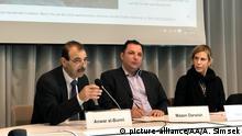 Pressekonferenz Heinrich-Böll-Stiftung Berlin