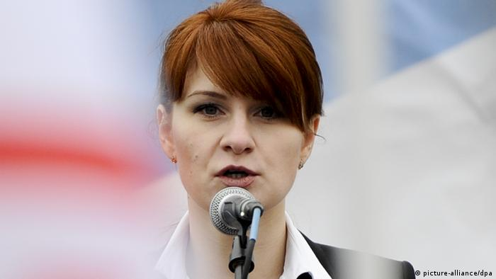 Maria Butina (picture-alliance/dpa)