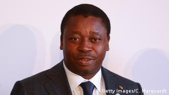Le président Faure Gnassingbé Ia succédé en 2005 à son père, le général Gnassingbé Eyadéma
